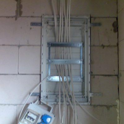 TERNITA Elektros instaliacijos irengimo darbai